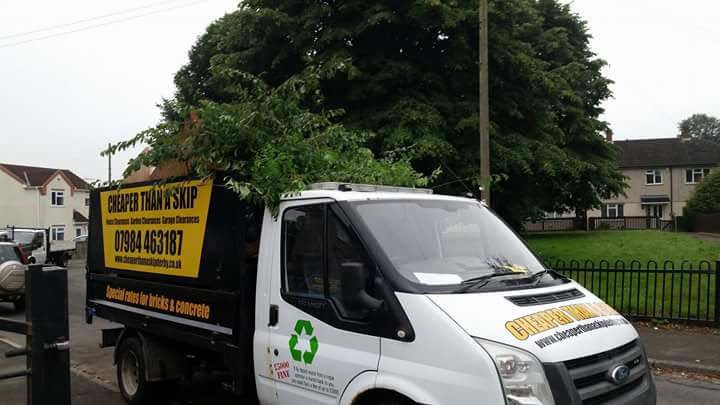Waste removal in Derby from Cheaper than a Skip Derby